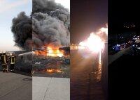 Žemės ūkio ministerija: ką reikia žinoti apie gaisro Alytuje padarinius?