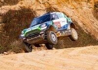 """Vaidotas Žala išbandė Dakaro """"Mini"""" po remonto: adaptuotis reikia iš naujo"""