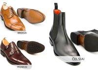 Ar žinote, kokius batus avite? Pasitikrinkite, mados ekspertė parengė jums atmintinę
