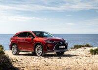 """Atnaujinto """"Lexus RX"""" testas: kai nesinori BMW arba """"Mercedes-Benz"""""""