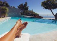 Kaip nesusirgti atostogaujant ar vos grįžus iš šiltų kraštų