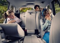 Papasakojo, be ko į automobilį geriau nesėsti, kai į kelionę išsirengiama su vaikais
