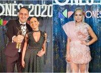 Po incidento apdovanojimuose – netikėti pokyčiai Nerijaus Cesiulio ir Indrės Stonkuvienės instagramo paskyrose