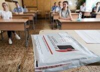 Mokyklinio lietuvių kalbos egzamino neišlaikė 5 proc. abiturientų