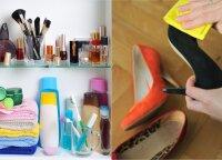 Kaip panaudoti nereikalingą kosmetiką, kurios išmesti nekyla ranka