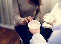 Prieš didinantis krūtis atsakykite sau į kelis esminius klausimus – laiko atgal neatsuksite