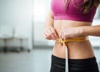 Kodėl metant svorį neverta pasikliauti svarstyklėmis ir kokių grožio taisyklių laikytis šią vasarą?
