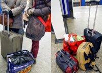Įspėja keliaujančius lėktuvu: kada oro vežėjas neprisiima jokios atsakomybės už dingusius vertingus daiktus iš bagažo