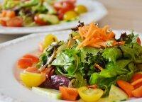 Skanaukite į sveikatą: naudingos, gardžios ir pavasariškos salotos, suteikiančios milžinišką naudą organizmui