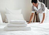 Paslaptys, kurias atskleidžia viešbučių darbuotojai