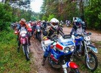 Lietuvoje startuoja sunkiausias enduro motociklų maratonas