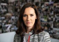 """""""Jaunimo linijos"""" vadovė Greta Laukaitienė – šį įgūdį reikia lavinti nuolat"""