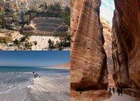 Kelionės tikslas – Jordanija: turistų neišlepinti vietiniai atostogas paverčia tobulomis