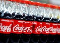 """""""Coca-Cola"""" tikisi, kad vakcinavimo nuo COVID-19 kampanijos padės paspartinti pardavimus"""