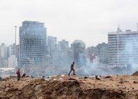 Tarp sprogimo Beirute aukų – olandų diplomatė