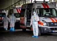 Kruvinas konfliktas Šalčininkų rajone: girta moteris peiliu sužalojo vyrą