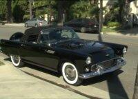 Aukcione galima įsigyti dvivietį Marilyn Monroe kabrioletą