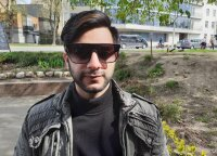 Kashmiri surprised by Lithuanian's love for flowers, tall buildings and shopping malls