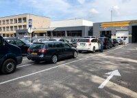 Pirmą dieną po naujo mokesčio įsigaliojimo buvo fiksuotas mažiausias registruotų automobilių skaičius