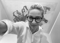 Eva Bakienė: dar negirdėjau, kad menas ką nors būtų sugadinęs