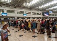 Turkijos oro uostuose bus įvedama nauja aptarnavimo sistema – kaip ir kada šias permainas pajus turistai?