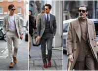 Prancūzų dizainerė: gerai besirengiantis vyras šių drabužių niekada nedėvės