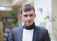 Audris Narbutas. Lietuvai reikia demokratiškos, suverenios ir integralios Baltarusijos