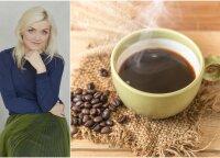 Mokslų daktarės analizė apie kavą: ar ją verta gerti?