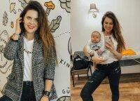 Mitybos specialistė Inga Žuolytė pasidalino nėštumo detalėmis: kiek svorio priaugo ir kaip jo pavyko atsikratyti