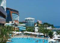 Turkijoje įvestas pagalvės mokestis turistams