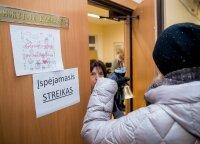 MRU rektorė: nors valdžia nesilaiko pažadų, streikas nėra konstruktyvus dialogas