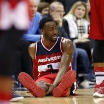 """NBA naktis: 52 J. Wallo taškai neišgelbėjo """"Wizards"""" nuo pralaimėjimo"""