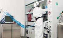 biotechpharma, darbas su toksinėmis medžiagomis