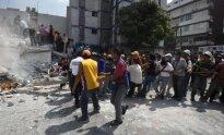 Meksiką sukrėtė žemės drebėjimas