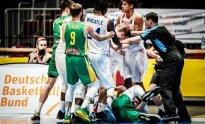 Europos jaunimo čempionatas: Lietuva - Didžioji Britanija