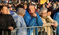 Popiežiaus laukimas Kauno santakoje