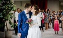 Silvestro Dikčiaus ir Jolitos Vaitkutės vestuvės
