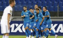 Europos lyga: Zenit - Dinamo