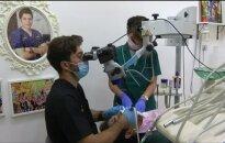Socialiniai tinklai odontologą iš Jordanijos pavertė žvaigžde