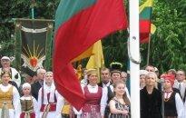 Šiauliuose - įvairiaspalvė Valstybės diena