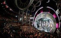 """Oskarų"" ceremonijos akimirka"