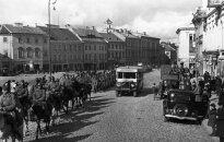 Raudonoji armija 1940 metais įžengia į Vilnių