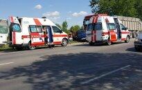 Per tragišką avariją Panevėžio rajone žuvo vaikas