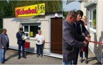 Aidos Turčinavičienės kebabinės atidarymas