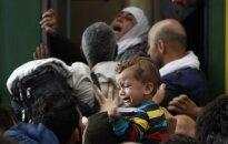 Karas Sirijoje krypsta į blogąją pusę: prabilo apie naują pabėgėlių bangą
