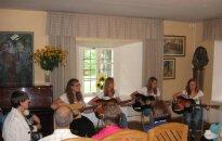 Naisiuose vyko tradiciniai literatūriniai vasaros skaitymai
