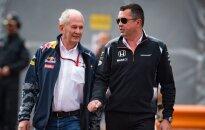 """McLaren"" direktorius: kitais metais būsime labai arti ""Mercedes"""