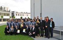 """Festivalyje """"Šiauliai Cantat 2011"""" pagrindinį prizą laimėjo latvių choras"""