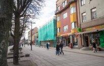 Ar Laisvės alėja taps sostinės Vilniaus gatve?
