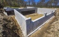 Padaugėjo naujų pastatų statybą leidžiančių leidimų